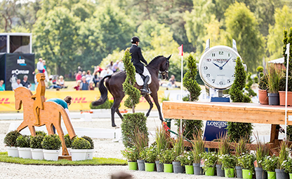 Luhmuehlen Longines 2019 German Eventing