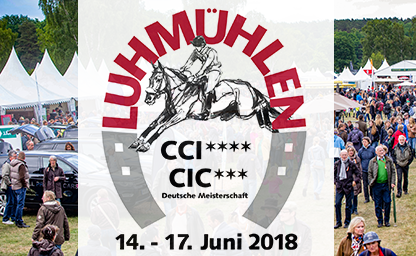 Luhmühlen 2018 German Eventing