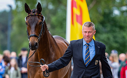 Andreas Dibowski Luhmühlen 2018 German Eventing
