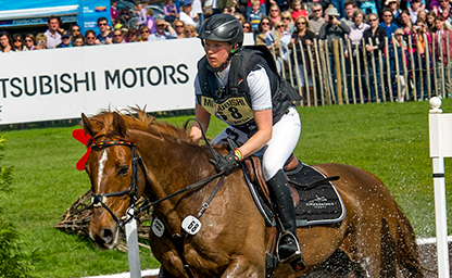 Sandra Auffarth Opgun Louvo German Eventing