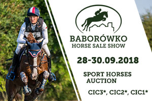 Baborowko German Eventing